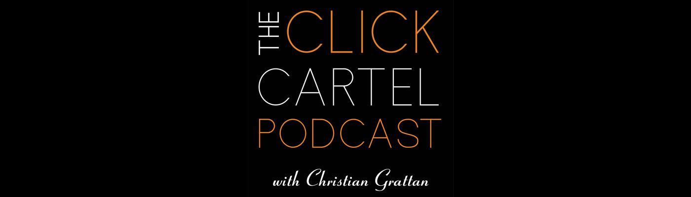 The Click Cartel Podcast Logo