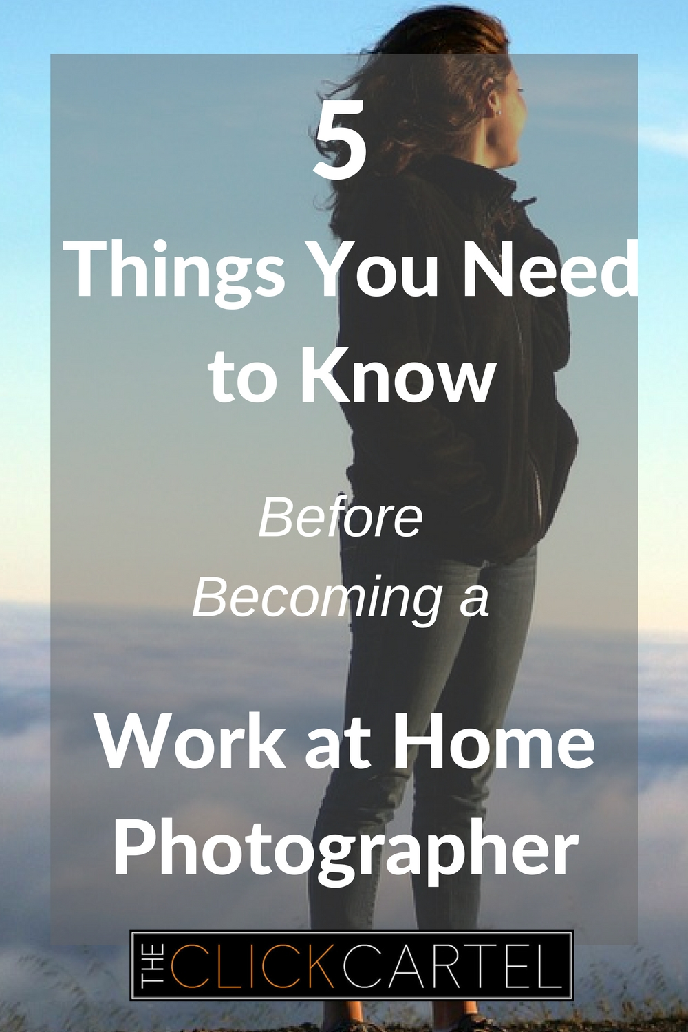 5 things to know about being a photographer before you for Things you need for a house