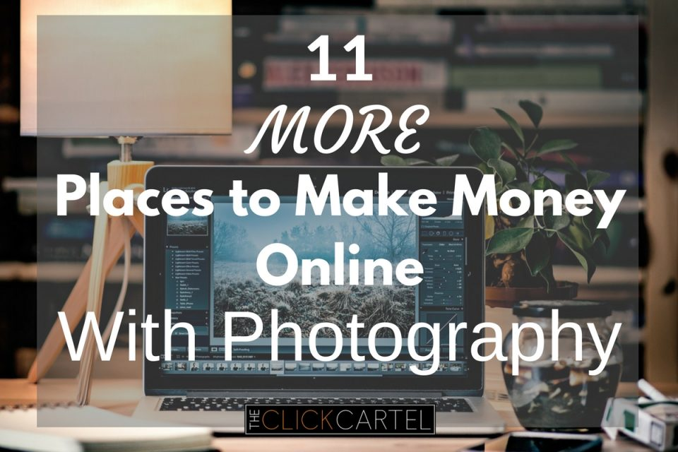 11 more places to make money online header