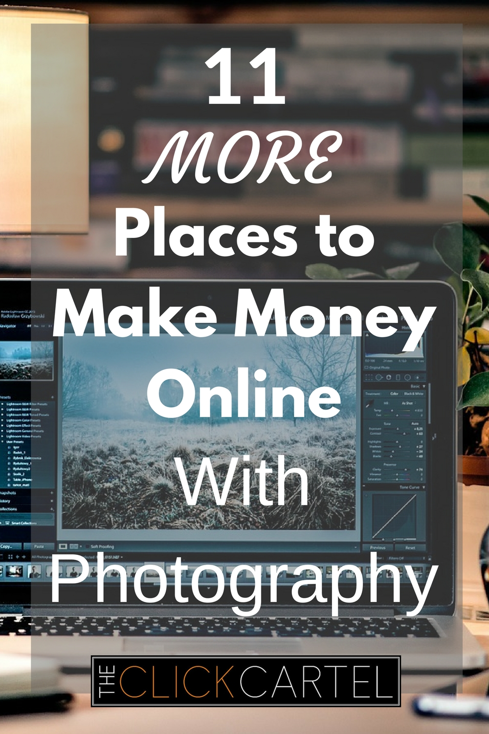 11 More Places to Make Money Online with Photography